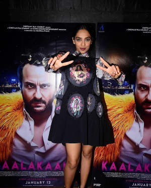 Shobita Dhulipala - Photos: Special Screening Of Film Kaalakaandi