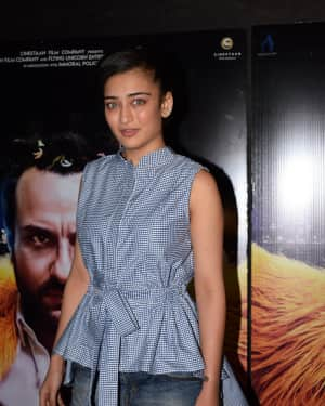 Akshara Haasan - Photos: Special Screening Of Film Kaalakaandi | Picture 1557973