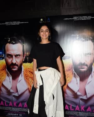 Isha Talwar - Photos: Special Screening Of Film Kaalakaandi