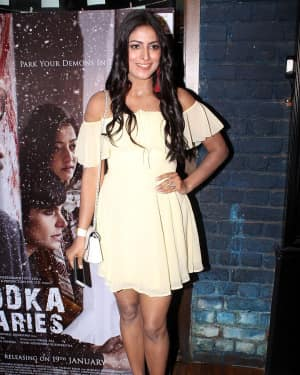 Swati Rajput - Photos: The Launch Of Song Sakhi Ri From Film Vodka Diaries