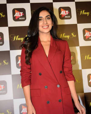 Parul Gulati - Photos: Trailer Launch Of ALTbalaji Web Series 'Haq Se'