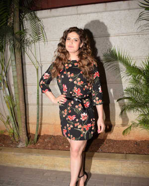 Zareen Khan - Photos: Special Screening Of 1921 | Picture 1558704