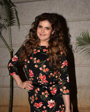 Zareen Khan - Photos: Special Screening Of 1921 | Picture 1558705