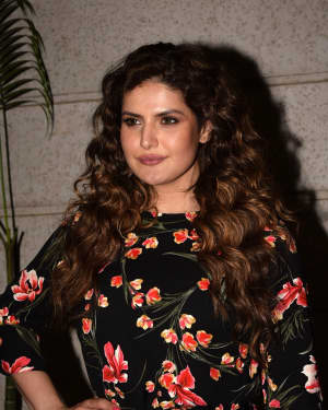 Zareen Khan - Photos: Special Screening Of 1921 | Picture 1558706