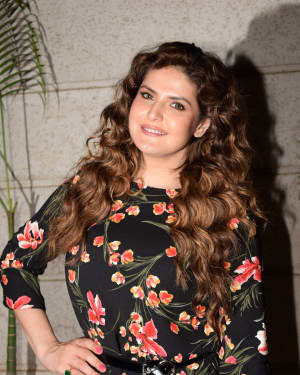 Zareen Khan - Photos: Special Screening Of 1921
