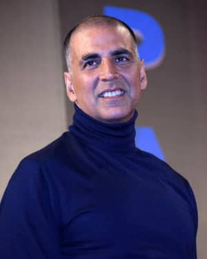 Akshay Kumar - Photos: Promotion Of Pad Man at Innovation Conclave