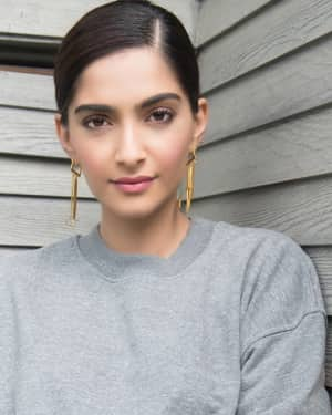 Photos: Sonam Kapoor for Promotions of film Padman