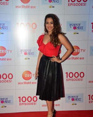 Srishty Rode - Photos: Kumkum Bhagya's 1000 Episodes Celebration Party