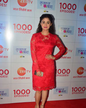 Ruchi Savarn - Photos: Kumkum Bhagya's 1000 Episodes Celebration Party