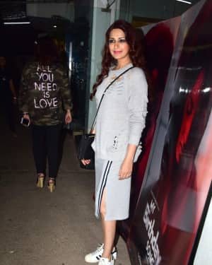 Sonali Bendre - Photos: Special Screening of My Birthday Song