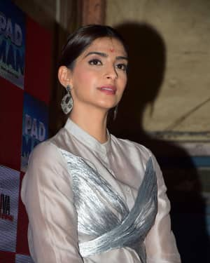 Photos: Sonam Kapoor given Yuva unstoppable Padman Awards