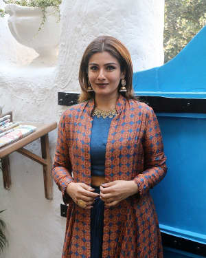 Raveena Tandon - Photos: Brunch Hosted By Kanta Motwani To Celebrate 17 Years Of Her Salon Kromakay