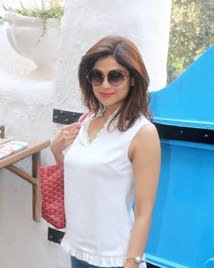 Shamita Shetty - Photos: Brunch Hosted By Kanta Motwani To Celebrate 17 Years Of Her Salon Kromakay