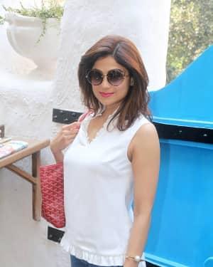 Shamita Shetty - Photos: Brunch Hosted By Kanta Motwani To Celebrate 17 Years Of Her Salon Kromakay