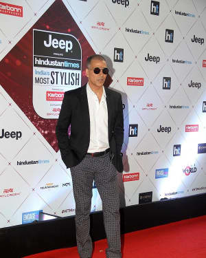 Akshay Kumar - Photos: Red Carpet Of Ht Most Stylish Awards 2018