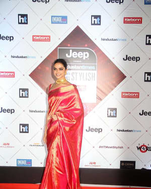 Deepika Padukone - Photos: Red Carpet Of Ht Most Stylish Awards 2018