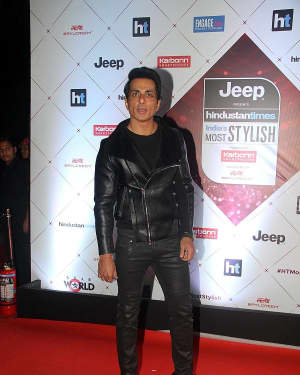 Sonu Sood - Photos: Red Carpet Of Ht Most Stylish Awards 2018