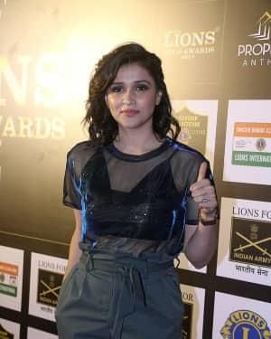 Mannara Chopra - Photos: 24th SOL Lions Gold Awards