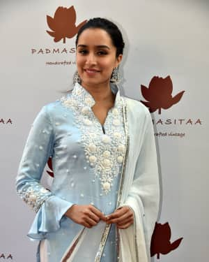 Photos: Shraddha Kapoor at the Special Event Of Padmasitaa