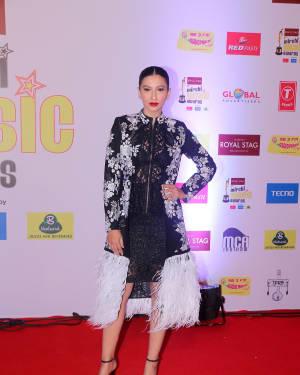 Gauhar Khan - Photos: Red Carpet Of 10th Mirchi Music Awards 2018