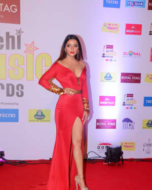 Ruhi Singh - Photos: Red Carpet Of 10th Mirchi Music Awards 2018