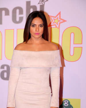 Neetu Chandra - Photos: Red Carpet Of 10th Mirchi Music Awards 2018