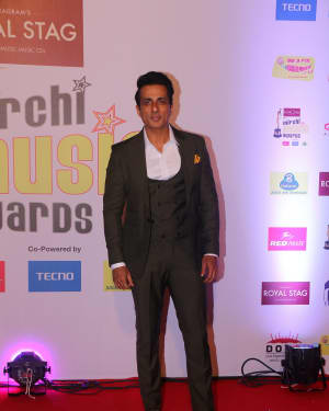 Sonu Sood - Photos: Red Carpet Of 10th Mirchi Music Awards 2018