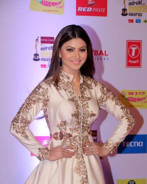 Urvashi Rautela - Photos: Red Carpet Of 10th Mirchi Music Awards 2018