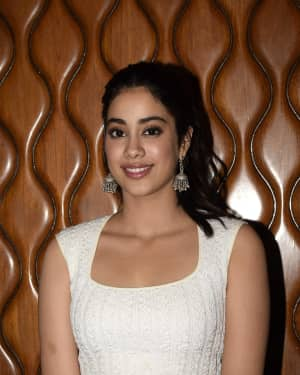 Photos: Janhvi Kapoor during Dhadak Media Interactions