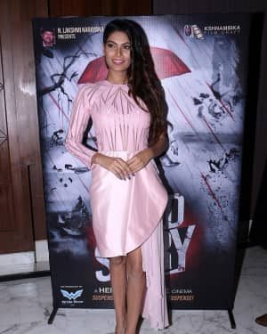 Photos: Lopamudra Raut at Blood Story Film First Poster Launch