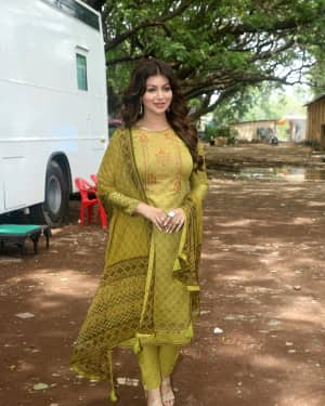 Photos: Ayesha Takia shoots for an Ad campaign at goregaon | Picture 1585540