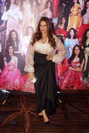 Neha Dhupia @ Photos: Red Carpet Of Miss India Sub-Contest