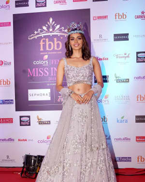 Manushi Chhillar - Photos: Red Carpet Of Miss India Sub-Contest