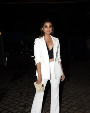 Parineeti Chopra - Photos: Wrap Up Party of Film Namastey England
