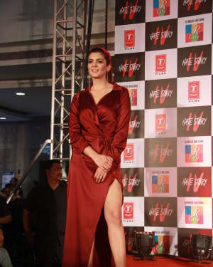 Ihana Dhillon - Photos: Hate story 4 music concert at R city mall ghatkopar in mumbai