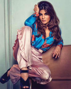 Jacqueline Fernandez for Filmfare 2018 Photoshoot