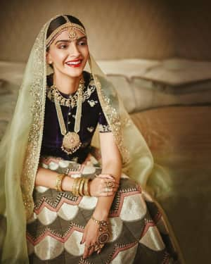 Sonam Kapoor for Brides Today Photoshoot