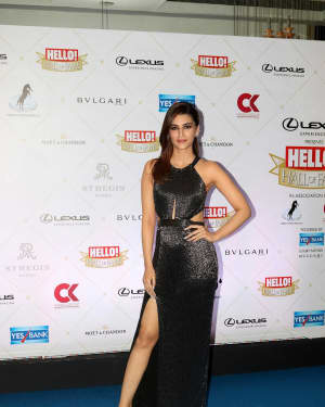 Kriti Sanon - Photos: Hello Hall of Fame Awards 2018 at St. Regis In Mumbai