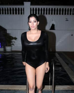 Photos: Niharica Raizada Spotted in Swimsuit