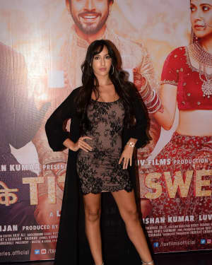 Nora Fatehi - Photos: Success Party Of Film Sonu Ke Titu Ki Sweety