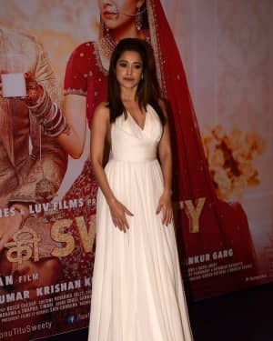 Nushrat Bharucha - Photos: Success Party Of Film Sonu Ke Titu Ki Sweety