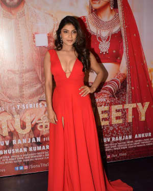 Ishita Raj Sharma - Photos: Success Party Of Film Sonu Ke Titu Ki Sweety