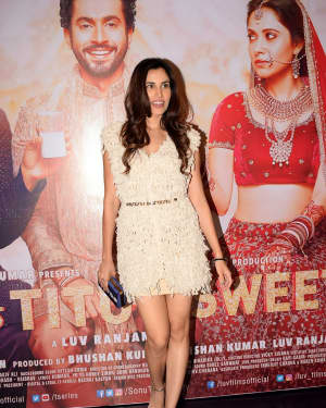Sonnalli Seygall - Photos: Success Party Of Film Sonu Ke Titu Ki Sweety