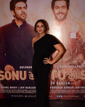 Huma Qureshi - Photos: Success Party Of Film Sonu Ke Titu Ki Sweety