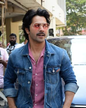 Varun Dhawan - Photos: Trailer Launch Of Hindi Film October