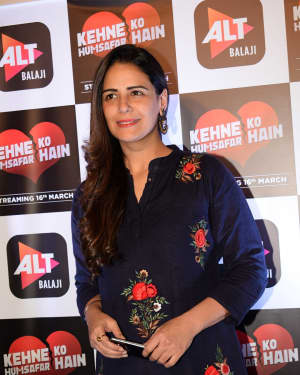 Mona Singh - Photos: Screening of Alt Balaji's Kehne Ko Humsafar Hai