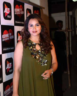 Gurdeep Kohli - Photos: Screening of Alt Balaji's Kehne Ko Humsafar Hai