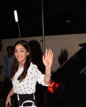 Photos: Yami Gautam Spotted At Pvr Juhu