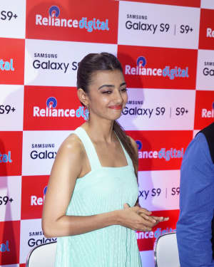 Photos: Radhika Apte Launches Buy Back Offer Of Samsung S9+