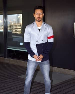 Tiger Shroff - Photos: Baaghi 2 Promotions at Nadiadwala Office | Picture 1573197